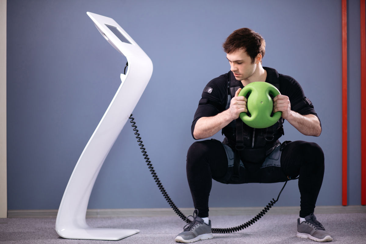 sistema ems fitness