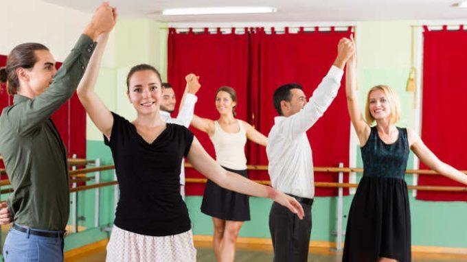 scuola per corsi di ballo